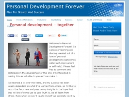Personal Development Forever