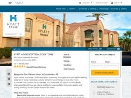 Hyatt House Scottsdale | Old Town