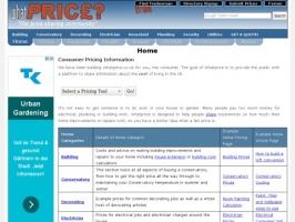 Whatprice: Consumer Price Advice