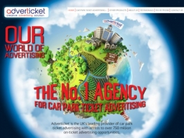 AdverTicket your first choice for car park ticket