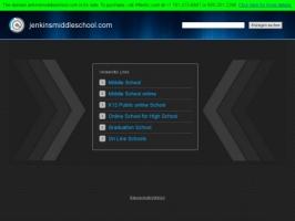 Robert H. Jenkins Middle School Online