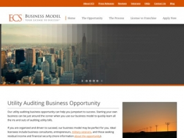 Utility Bill Auditing Business Opportunity | ECS Business Model