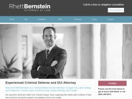Rhett Bernstein | DUI & Criminal Defense Attorney Oregon City