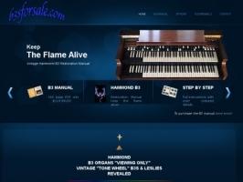 Hammond B3 organs for sale,tone wheel organs revea