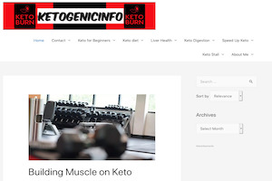 Ketogenic Information