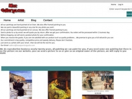 missgallerys.com - Paintings and Reproductions