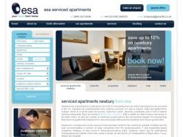 Executive Serviced Apartments Newbury