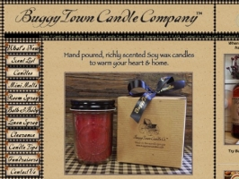 BuggyTown Candle Company