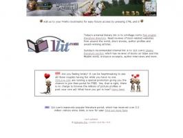 1Lit.com Literary Ezine