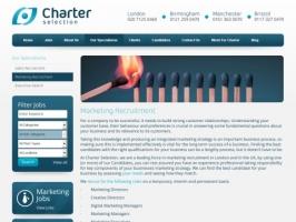 Charter Selection