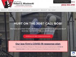 Phoenix, AZ Workers Compensation Lawyer [100% Job Injury]