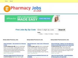 Pharmacyjobsus.com - job board for companies