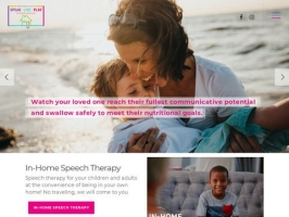 Speech Therapy   In Home Speech therapy   Feeding Therapy