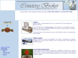 Cemetery & Funeral Services