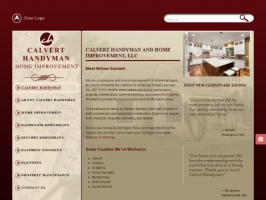 Calvert Handyman and Home Improvement, LLC – Calvert C