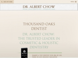 Albert Chow DDS | Cosmetic Dentist