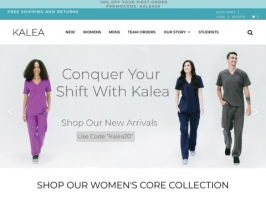 Kalea Wear | High-Performance & Innovative Medical Scrubs