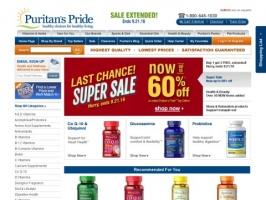 Puritans Pride Vitamins & Supplements