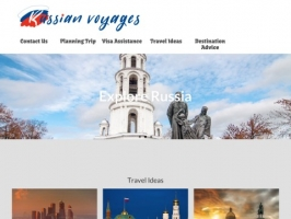 Russian Voyages