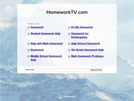 homeworktv