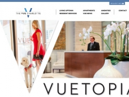 The VUE Charlotte: Apartments in Charlotte, NC