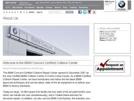 BMW Concord Collision