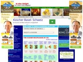 Kosher Delight - Your Jewish Online Magazine