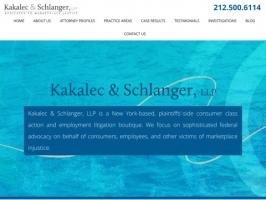 Schlanger & Schlanger, LLP